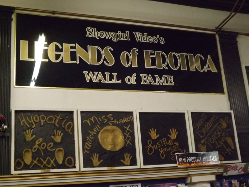 Legends of Erotica Int 1